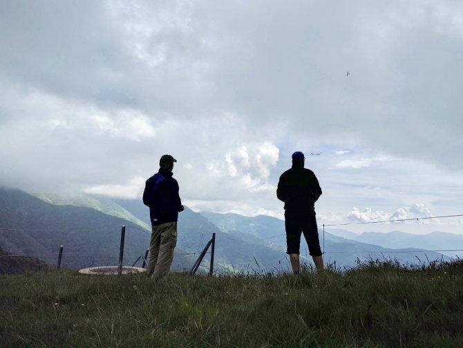Alpe di Neggia, CH