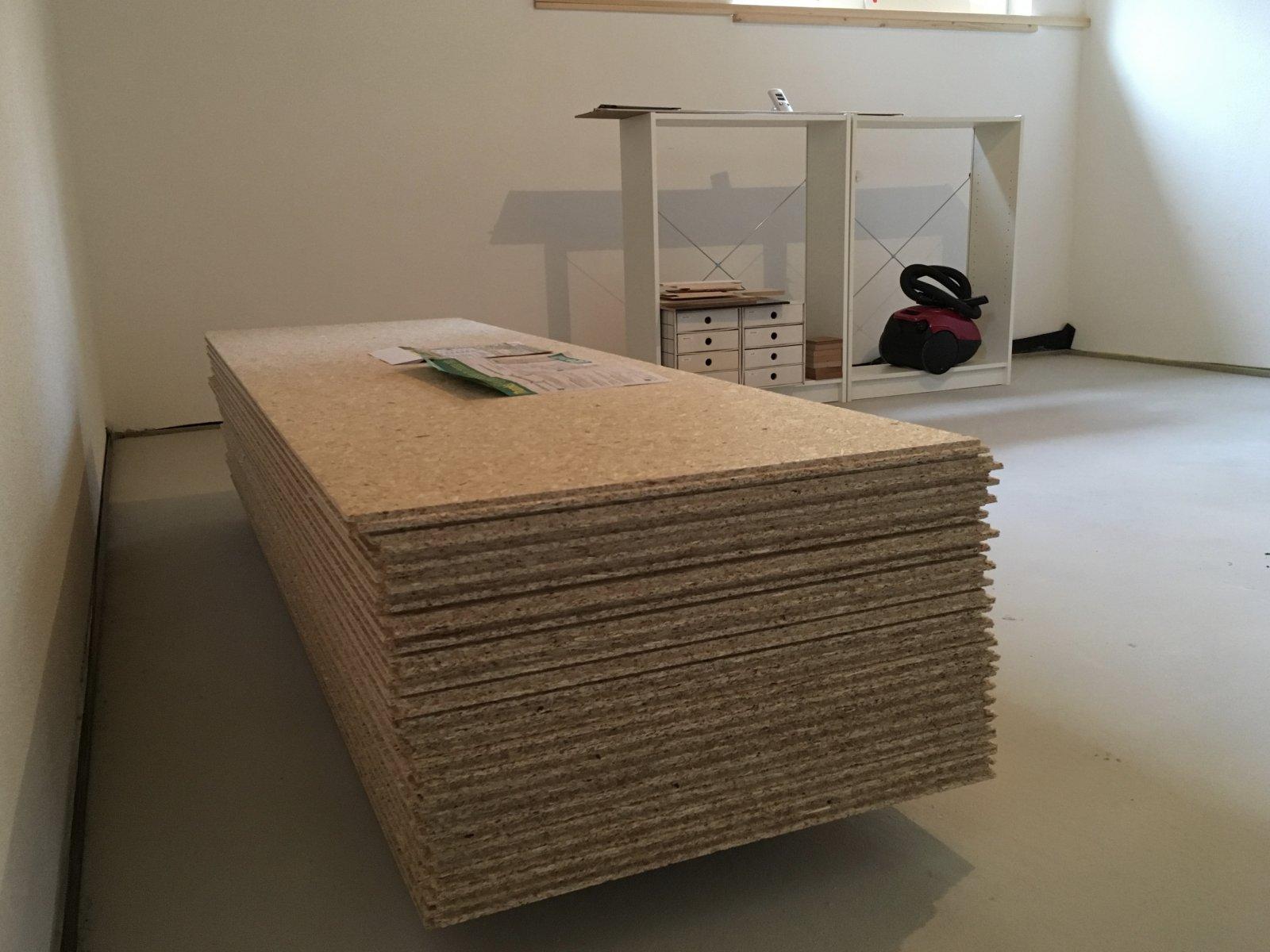 Fußboden In Waage Bringen ~ Fußboden werkstatt sie benötigen einen sofort belastbaren